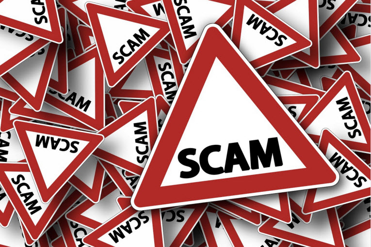 COUNTY WARNS BUSINESSES OF LOCAL GOVERNMENT PURCHASE ORDERS SCAM