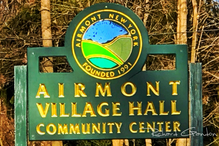 Video: Village of Airmont Board Meeting Ends with Men Verbally Abusing a Woman