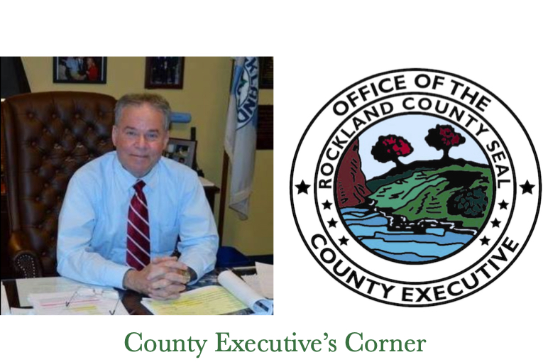 "County Executive's Corner ""Stress Free Zone"""