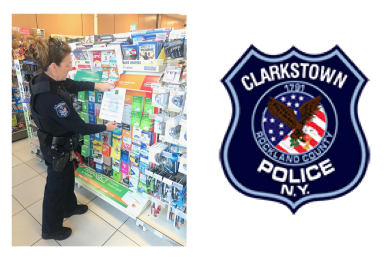 Clarkstown Community Policing Fighting Scams