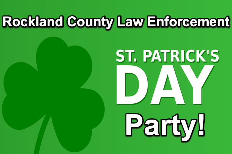 Massive St. Patrick's Day Party and Free Accommodations Hosted by Local Law Enforcement!