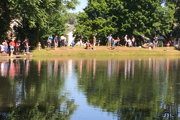 Village of Suffern Fishing Derby June 15th