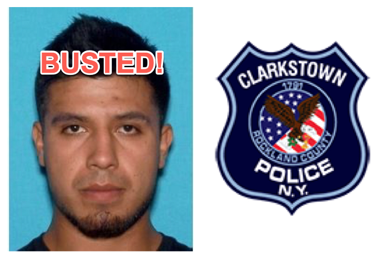 Clarkstown Police & US Marshalls Arrest Hit & Run Suspect
