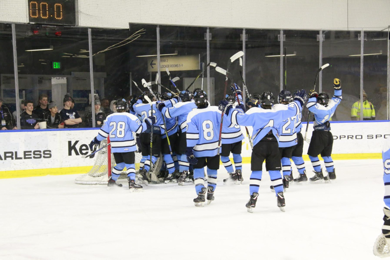 Suffern High School Hockey Mania Grips Suffern Central School District; NY State Championship Game Today at 3:00pm