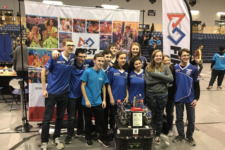 FIRST Tech Challenge Draws Tech Savvy Teens to Pace University for Robotics Competition