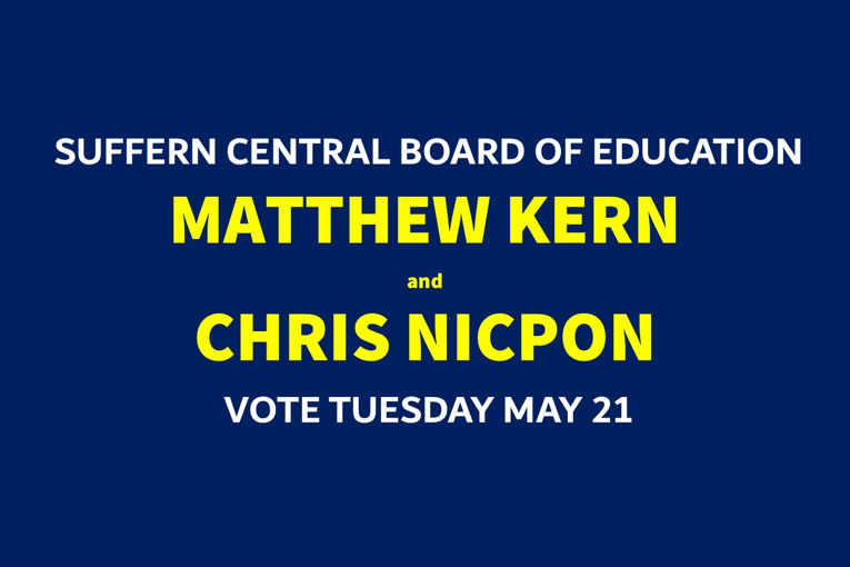 Statement from SCSD Board Candidate Matthew Kern