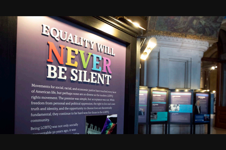 Video: GOVERNOR CUOMO ANNOUNCES OPENING OF LGBTQ PRIDE MONTH EXHIBIT AT THE CAPITOL